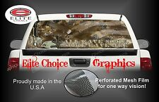 Fallen Heros Remember Vets Boot Rear Window Graphic Decal Sticker Truck Car SUV