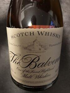 "Balvenie ""Founder's Reserve"" Single Malt Scotch Whisky"