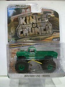 Greenlight Kings of Crunch 1979 Ford F250 Mudhog series 5 Monster Truck