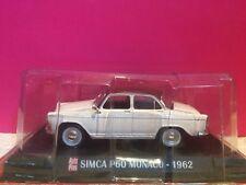 AUTO PLUS SIMCA P60 MONACO 1962 NEUF SOUS BLISTER 1/43 M9