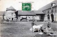 CPA 95 BAILLET LA FERME DE FAYEL (jolie cpa