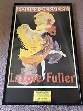 Jules Cheret Folies Bergere La Loie Fuller 1985 Toulouse Lactrec LACMA Print