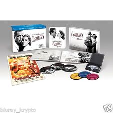 Casablanca: 70th Anniversary (Limited Collector's Edition) [Blu-ray + DVD]