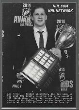 14/15 Masterpieces Wire Photo Nathan MacKinnon 184 Avalanche