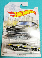 2007 Hotweels '70 Ford Torino Diecast 1/64 New In Package