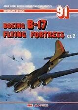 AJ-Press-Aircraft Monograph 91: Boeing b-17 Flying Fortress v.2 Modellismo-Libro