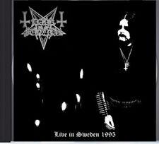 "DARK FUNERAL ""Live in Sweden 1995"" Black Metal MARDUK DISSECTION MAYHEM"