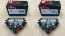 Fiat Seicento / Cinquecento - Pair of Rear Brake Wheel Cylinder DELPHI