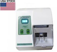 Dental Lab Digital Amalgamator High & Low Speed Amalgam Capsule Mixer HL-AH G6