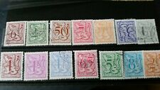 Belgium Selection Postally used Stamps IE-RF /1320_C Please See ScanS