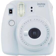 Fujifilm Fuji Instax Mini 9 Sofortbild Polaroid Kamera Fotoapparat Smoky Weiß
