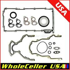 For GMC For Ford For Isuzu For 97-11 Lower Gasket Set 6.0L 6.2L LS3 VIN H M.