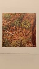 BEV DOOLITTLE, West Fork Pintos, Horse Print