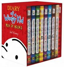 Diary Of A Wimpy Kid Complete Set 1-10 Lot Series Pdf eBooks