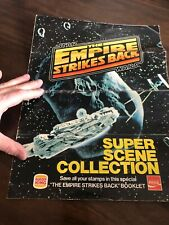 1980 Lucasfilm Star Wars Empire Strikes Back Coca-Cola Burger King Booklet