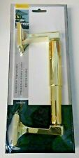 Taymor 02-D9408Pb Cornerstone Sunglow Series Toilet Paper Holder Polished Brass