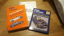 BMW 3 Series Service E46 Manuals x3