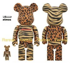 Medicom Bearbrick Atmos 400% & 100% Animal Pack Be@rbrick Boxset 2pc