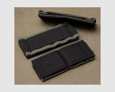 Milspec Monkey MSM Loop Accessory Panels - 2 pack Black - Elastic Organizer NEW