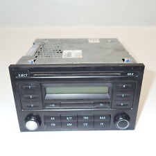 Stereo Head Unit Cd Player Code Unknown (Ref.745) 08 VW T5 1.9 tdi