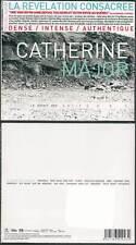 "CATHERINE MAJOR ""Le Désert Des Solitudes"" (CD Digipack) 2011 NEUF"