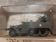 Atlas Edition's Collection New Multiple Gun Motor Carriage M16
