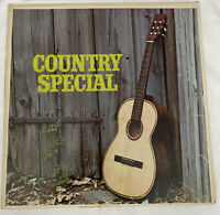 Country Special  5814 Vinyl LP Compilation Columbia House 1972