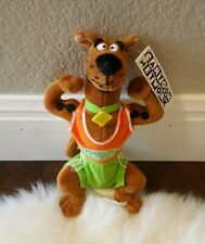 """Cartoon Network Scooby Doo Sports Outfit Plush Stuffed Animal Toy 10"""" New..."""