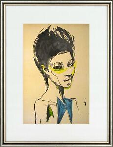 Rene Gruau - old unique ART !!!!!