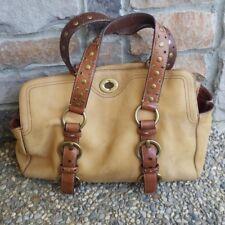 Vintage Coach Handbag - Needs Repair