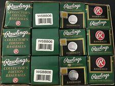 vintage Rawlings 2006 WORLD SERIES Cardinals original BASEBALL BOX LOT 12 boxes