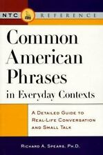 Common American Phrases in Everyday Context