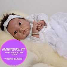 REBORN KIT ~ Soft Vinyl doll kit to make your own baby~ Fei Yen unpainted kit