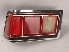 1975-77 AMC Hornet Driver Left Tail Light OEM Rear Lamp Assembly Original