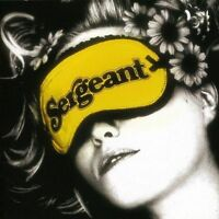 Sergeant - Sergeant [New & Sealed] CD
