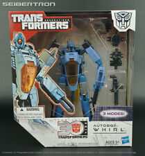 AUTOBOT WHIRL Transformers Generations Voyager Thrilling 30 2014 Hasbro Wreckers