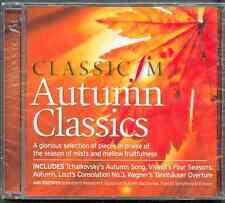 AUTUMN CLASSICS: CLASSIC FM CD (2008) GLAZUNOV VIVALDI MENDELSSOHN WAGNER LISZT