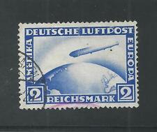 GERMANY, WEIMAR REPUBLIC # C36 Used GRAF ZEPPELIN CROSSING OCEAN (2102)