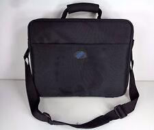 Vintage IBM Logo Laptop Computer Messenger Bag Carrying Case 15 x 11 x 3 Nylon