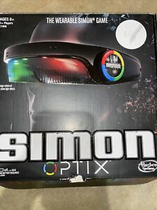 Simon Optix The Wearable Simon Game by Hasbro Gaming