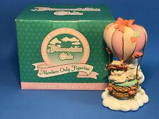 Dreamsicles Above and Beyond Angel Cherub 5th Anniv Hot Air Balloon Figurine Ln