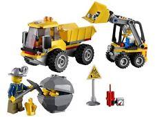 LEGO 4201 - CITY - Loader and Tipper - No BOX
