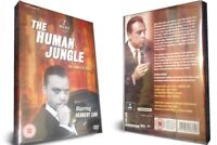 THE HUMAN JUNGLE the complete series. Herbert Lom. 7 discs. New sealed DVD.