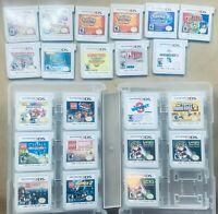 Nintendo 3DS Games (no cases) - PICK AND CHOOSE (Acceptable)