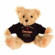 Confirmation Teddy Bear for a girl or boy, confirmation gift idea keepsake