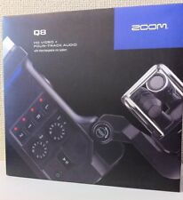 New!! ZOOM Handy Video Recorder Q8 From Japan