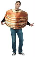 ADULT GET REAL STACK OF PANCAKES FOODIE COSTUME GC6807
