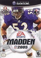 Madden NFL 2005 - Gamecube: GameCube,Gamecube Video Game