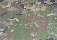 "SPANISH MILITARY  500D OUTDOOR CAMO FABRIC 60"" CORDURA NYLON MILITARY CAMOUFLAGE"