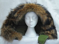 Real Fur Parka Hood | M65 Fishtail Parka Hoods